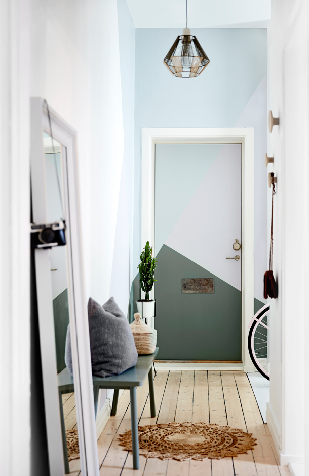 Sadolin Minimakeover Hallway 1